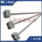 小铂铑热电偶 WRN-100型铂铑热电偶 方头热电偶 尺寸可定制